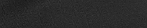 【Mic_9s040】ブラック柄+1cm巾織りストライプ