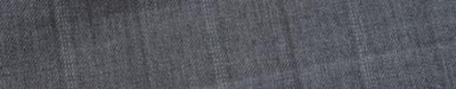 【Mic_9s045】ミディアムグレー+白・グレー5.5×4cmプレイド