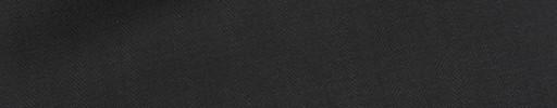 【Mic_9s068】ブラック5ミリ巾ヘリンボーン+1.2cm巾織りストライプ