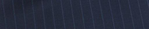 【Mic_9s078】ネイビー+8ミリ巾ブルーストライプ
