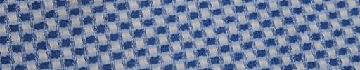 【Myj_9s15】ブルー×ライトブルー・ホワイトミックスチェック