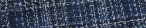 【Myj_9s44】ネイビー・ホワイト・ブルー6×5cmミックスチェック