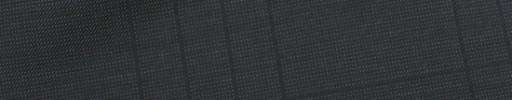 【Myj_9s48】ダークグレーピンチェック+8×8cm黒織りプレイド