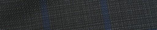 【Myj_9s58】ダークグレー+5.5×5cmブルーウィンドウペーン