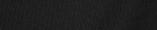 【Jss13/257】黒地+2ミリ巾織りストライプ