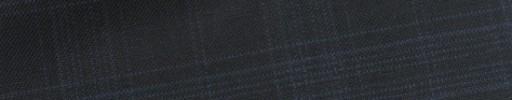 【Bh_9s18】ダークネイビー5.5×4.5cmブルーチェック+プレイド