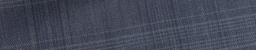 【Bh_9s20】ライトブルーグレー5.5×4.5cmブルー・ライトブルーチェック