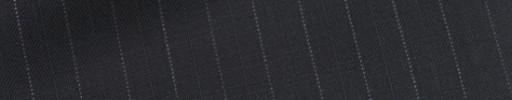 【Bh_9s29】ダークネイビー+白・織り交互ストライプ