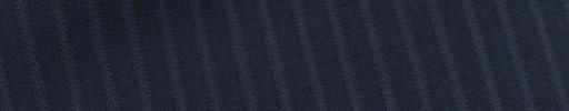 【Bh_9s34】ライトネイビー6ミリ巾織りストライプ