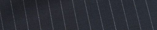 【Bh_9s40】ネイビー+8ミリ巾白ストライプ