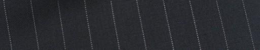 【Bh_9s47】ネイビー+1.1cm巾白ストライプ