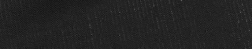 【Bh_9s53】ブラック1ミリ巾織りストライプ+ファンシードット