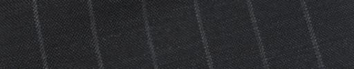 【Bs_9s011】チャコールグレー+1.3cm巾ボールドストライプ