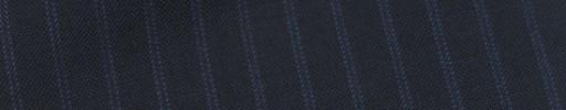 【Bs_9s012】ネイビー+8ミリ巾ブルーWドットストライプ
