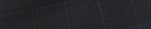 【Bs_9s015】ネイビー+2.5×2cm織りチェック+薄ブループレイド