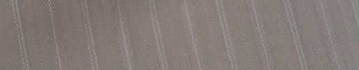 【Bs_9s021】ベージュ柄+1.5cm巾白交互ストライプ