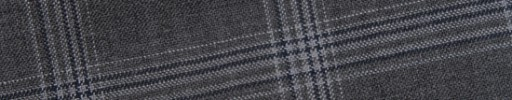【Bs_9s036】ミディアムグレー+5×4cmホワイト・ダークグレーミックスチェック