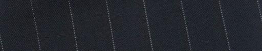 【Bs_9s041】ネイビー+1.3cm巾白ストライプ