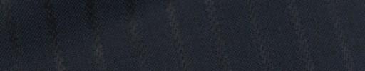 【Bs_9s058】ダークネイビー+9ミリ巾織りストライプ