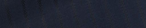 【Bs_9s059】ネイビー+9ミリ巾織りストライプ