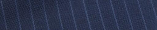 【Bs_9s070】ライトネイビー+7ミリ巾ブルーストライプ