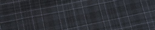 【Bs_9s079】グレー+2.5×2.3cm白ドット・黒ミックスチェック