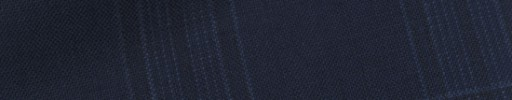 【Bs_9s080】ネイビー+6×5cmブルーファンシーチェック