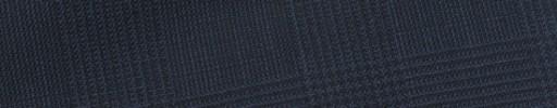 【Bs_9s089】ダークブルーグレー5×3.5cmグレンチェック