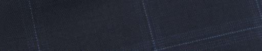 【Bs_9s091】ダークネイビー+4.5×3.8cmライトブルーオルターネートチェック