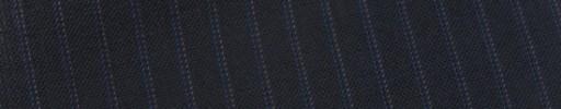 【E_9s213】ネイビー+6ミリ巾ブルー・パープルストライプ