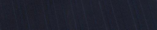 【E_9s215】ネイビー・ブルーストライプ柄+6ミリ巾ホワイトWストライプ