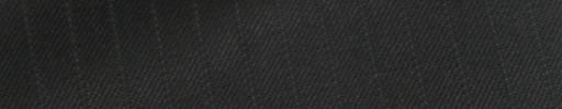 【E_9s222】ブラック+6ミリ巾織りストライプ