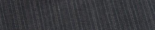 【E_9s235】ミディアムグレーストライプ柄+5ミリ巾白ドットストライプ