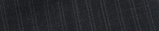 【E_9s238】ダークグレーピンチェック+8ミリ巾Wドットストライプ