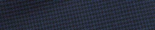 【E_9s278】ネイビー黒ハウンドトゥース