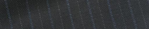 【E_9s323】ダークグレー柄+1.2cm巾ブルー・グレー交互ストライプ