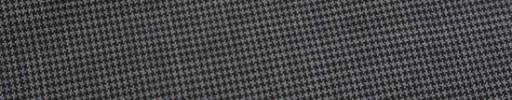 【E_9s510】グレー×ブラックハウンドトゥース
