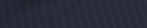 【E_9s511】ネイビーシャドウ柄+7ミリ巾ブルーストライプ