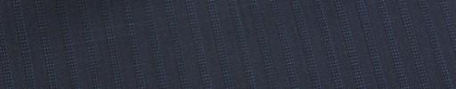 【E_9s517】ブルーグレー+5ミリ巾ブルードットストライプ
