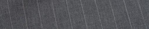 【E_9s524】ミディアムグレー+1.2cm巾ストライプ
