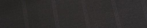 【E_9s563】ダークブラウン+2.5cm巾ブラウンストライプ