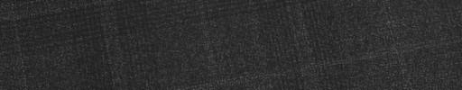 【E_9s572】チャコールグレー・黒6.5×5cmファンシーチェック+グレープレイド