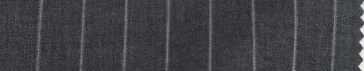 【Mp_9s33】ミディアムグレー+1.3cm巾ストライプ