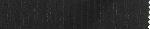 【Mp_9s49】黒柄+8ミリ巾交互ストライプ