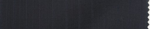 【Sp_9s04】ダークネイビー+1cm巾織り交互ストライプ