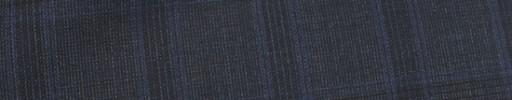 【Dol_9s14】ダークブルーグレー+3.5×2.8cmダークグレー・ブループレイド