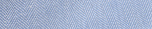 【Hs_sp9s44】ライトブルー×ホワイト1.2cm巾ヘリンボーン