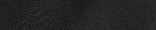 【Hs_sp9s49】ブラック1.2cm巾ヘリンボーン