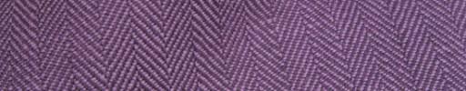【Hs_sp9s52】パープル×ライトパープル1.2cm巾ヘリンボーン