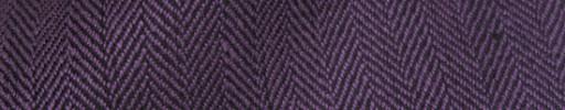 【Hs_sp9s53】パープル×ブラック1.2cm巾ヘリンボーン